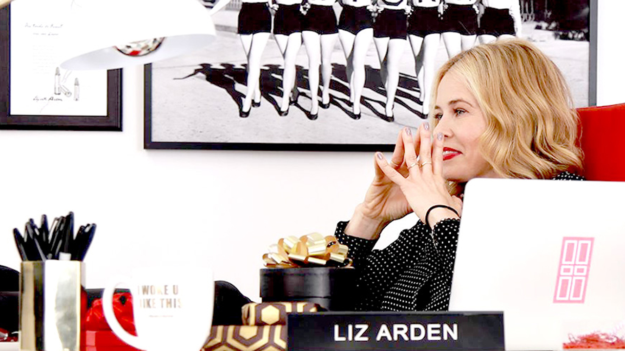 Elizabeth Arden's 'From The Desk Of #LizArden' wins Best in Show at the first Glossy Awards
