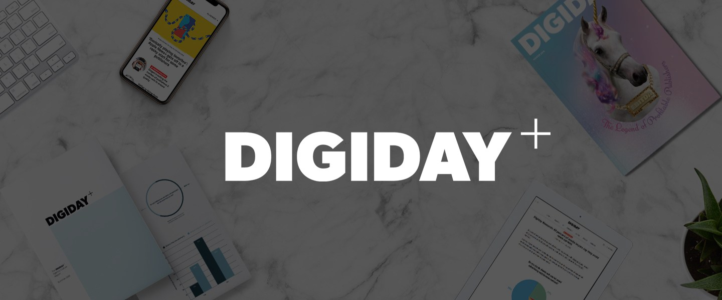 Introducing an expanded Digiday+