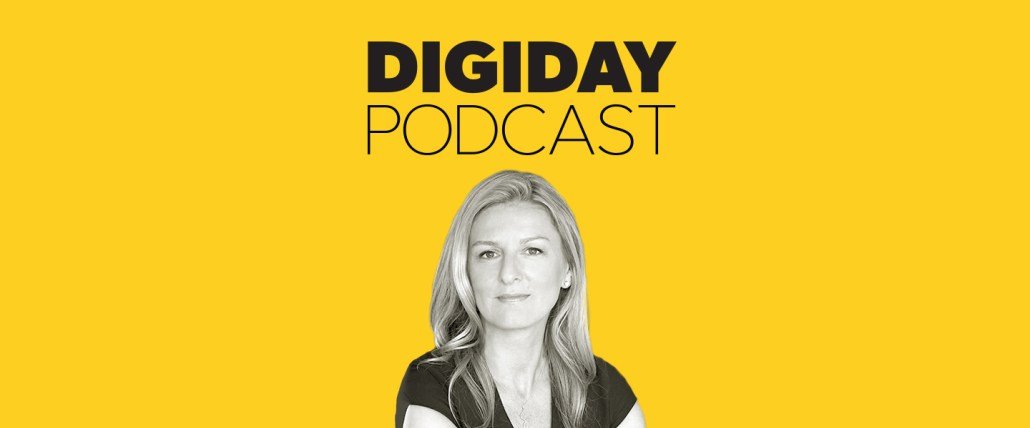 Digiday Podcast Named Best Podcast at Jesse H. Neal Awards