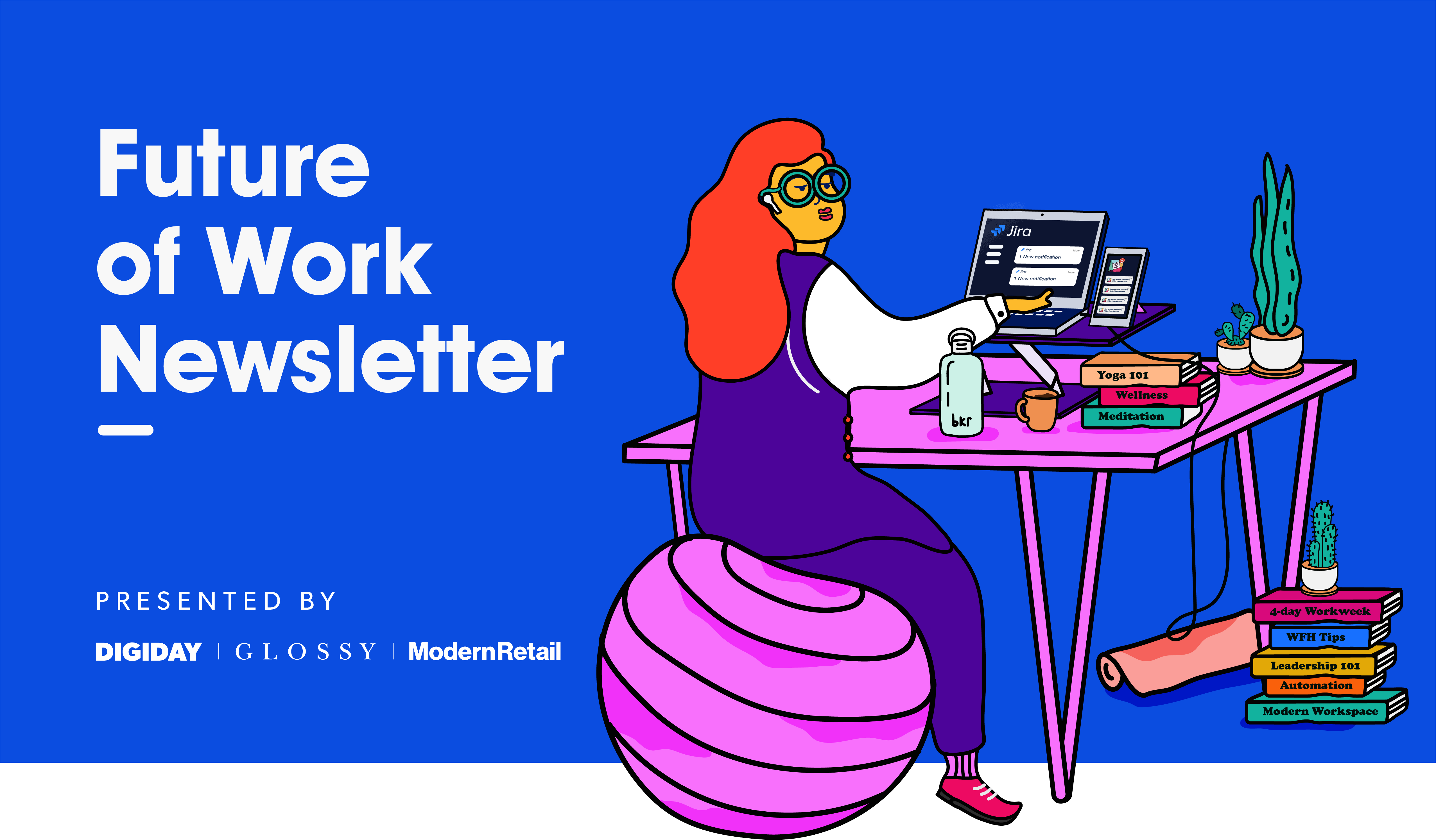 Introducing the Future of Work Newsletter