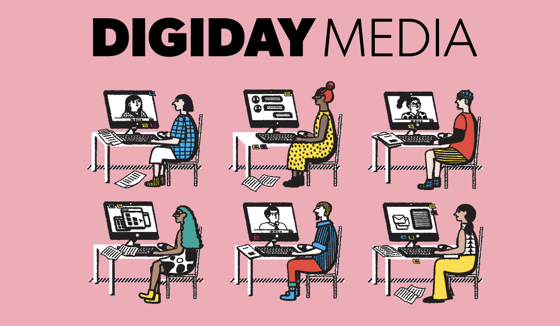Sara Spruch-Feiner and Grant Haven join Digiday Media on editorial and business teams
